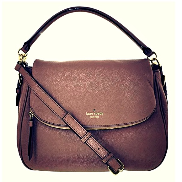 kate spade Handbags - Kate Spade Large Leather Cobble Hill Crossbody Bag